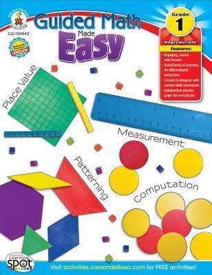 Guided Math Made Easy By Burkholder, Margaret
